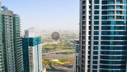 1 Bedroom Flat for Rent in Dubai Marina, Dubai - Spacious Layout   Higher Floor   Partial Sea View