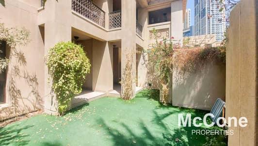 شقة 2 غرفة نوم للايجار في المدينة القديمة، دبي - Private Garden | Community Views | Next To Souk