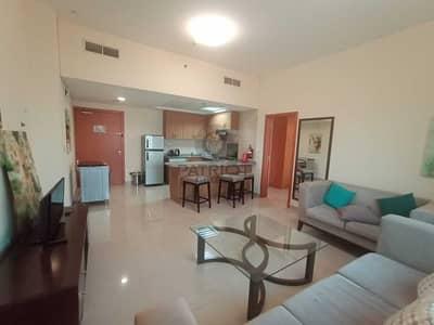 شقة 1 غرفة نوم للايجار في داون تاون جبل علي، دبي - Spacious ! Fully furnished 1 bhk  Ready to Move-In