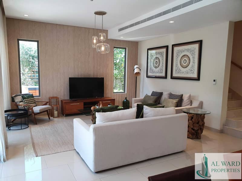 Luxury Townhouse in a Premium Lifestyle Destination Community | Ready to move in