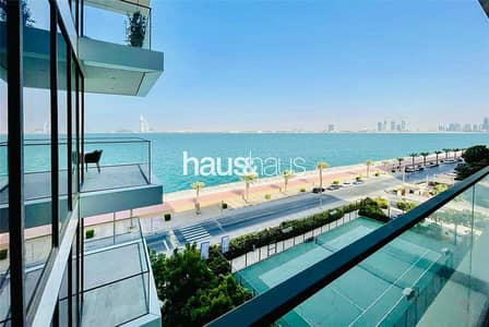 1 Bedroom Apartment for Rent in Palm Jumeirah, Dubai - Panoramic Views | Tranquil | Sun-drenched Terrace