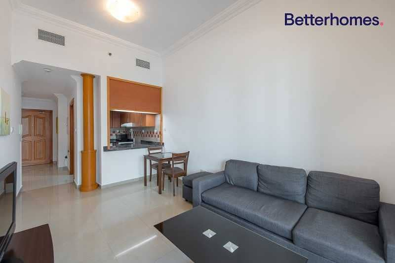 2 Best Layout 1 Bed | Marina View | Furnished