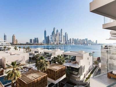 شقة فندقية 1 غرفة نوم للبيع في نخلة جميرا، دبي - Marina & Sea Views   Doube Queen Type   Great ROI