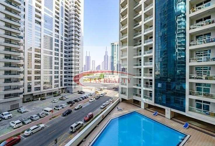 Spacious 1 Bedroom for Sale in Two Tower B