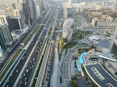 1 Bedroom Apartment for Rent in Sheikh Zayed Road, Dubai - 1BR I Dewa & Chiller Free I Front of Metro