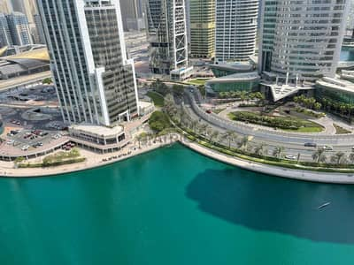 1 Bedroom Apartment for Rent in Jumeirah Lake Towers (JLT), Dubai - Lake View Brand New Near To Metro
