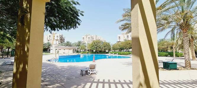 2 Bedroom Flat for Sale in Remraam, Dubai - Inner Circle| Open Kitchen | Next to Pool & Gym