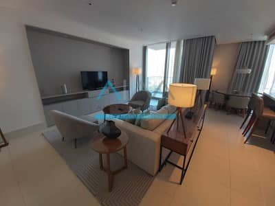 2 Bedroom Flat for Rent in Downtown Dubai, Dubai - ALL INCLUSIVE 2BR+STUDY IN VIDA RESIDENCE-DOWNTOWN