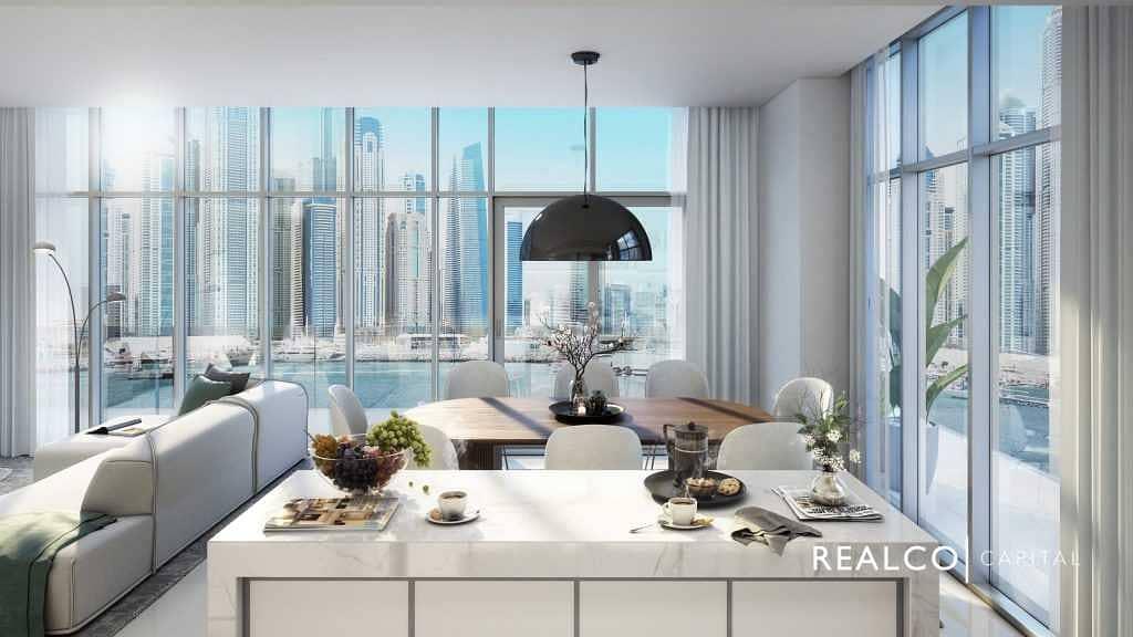 2 Resale | Stunning Full Dubai Eye View