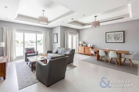 تاون هاوس 3 غرف نوم للبيع في عقارات جميرا للجولف، دبي - Exclusive   Pristine Condition   Golf View