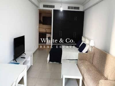 Studio for Rent in Jumeirah Lake Towers (JLT), Dubai - LARGE STUDIO | FULLY FURNISHED | BEAUTIFUL VIEW