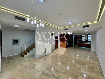 فیلا 4 غرف نوم للبيع في قرية جميرا الدائرية، دبي - BS | Stunning | 4 bed Plus maid | Upgraded