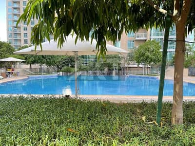 GREAT DEAL/ REAR VILLA IN DOWNTOWN/ THE RESIDENCES/VOT/ 1000 SQFT PRIVATE PADIO/ BURJ VIEW/ INFRONT OF THE POOL