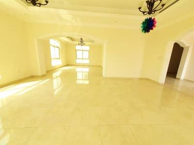 4 Bedroom Villa for Rent in Barashi, Sharjah - Luxurious best layout 4bed Villa best layout just 110k all facilities excellent finishing Barashi