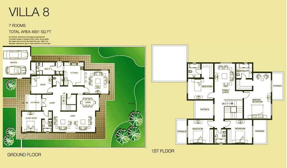 13 Exclusive | 6 Bed | Kitchen Upgraded | Huge Plot |