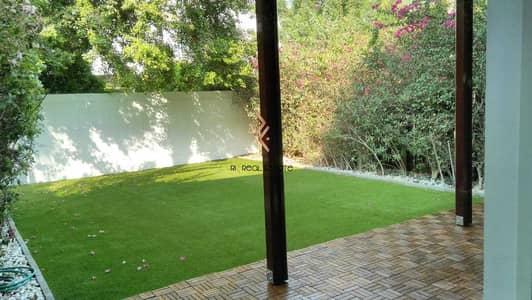 3 Bedroom Villa for Rent in Jumeirah, Dubai - 3BR Villa with Private Garden | Fully Refurbished