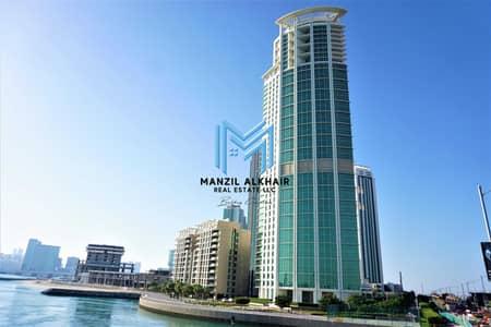 شقة 1 غرفة نوم للايجار في جزيرة الريم، أبوظبي - شقة في برج راك مارينا سكوير جزيرة الريم 1 غرف 59995 درهم - 5401846