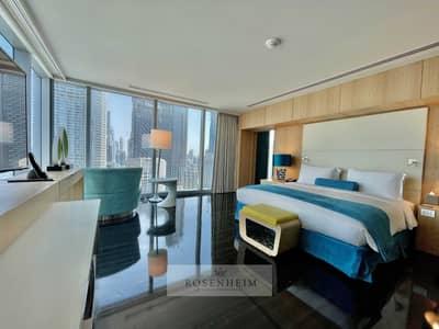 شقة فندقية 1 غرفة نوم للايجار في وسط مدينة دبي، دبي - شقة فندقية في سوفيتل داون تاون وسط مدينة دبي 1 غرف 366000 درهم - 5401949