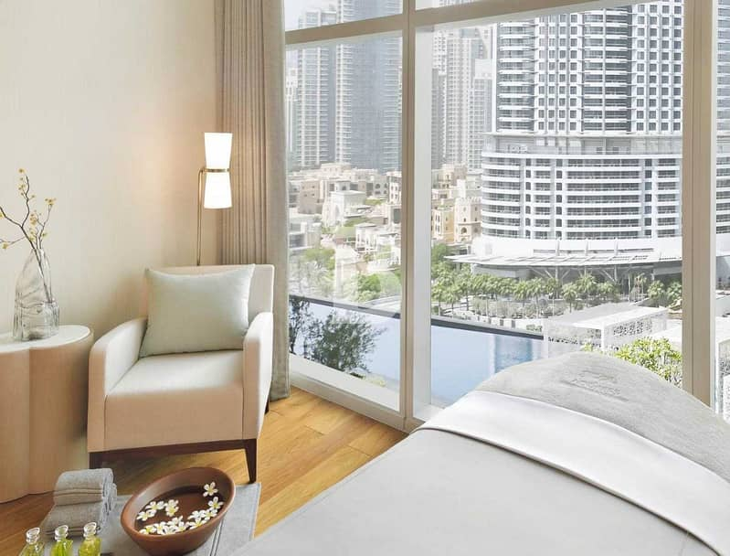Prime Location| Luxurious| Burj View| High Floor