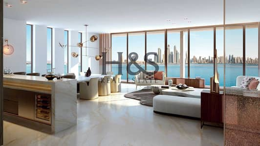 بنتهاوس 5 غرف نوم للبيع في نخلة جميرا، دبي - Luxury Living on The Palm W/ Flexible Payment Plan