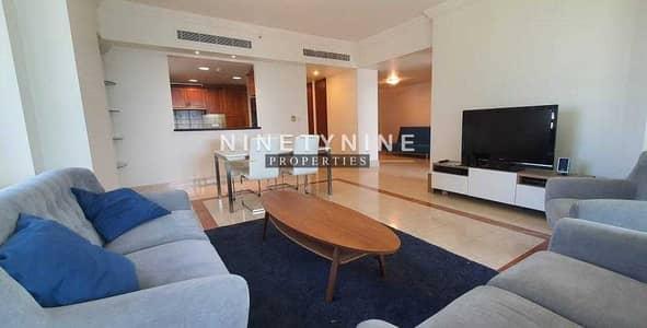 2 Bedroom Flat for Rent in Dubai Marina, Dubai - AMAZING FULL MARINA VIEW  | 2 BED + STUDY | FOR RENT | DM MESK