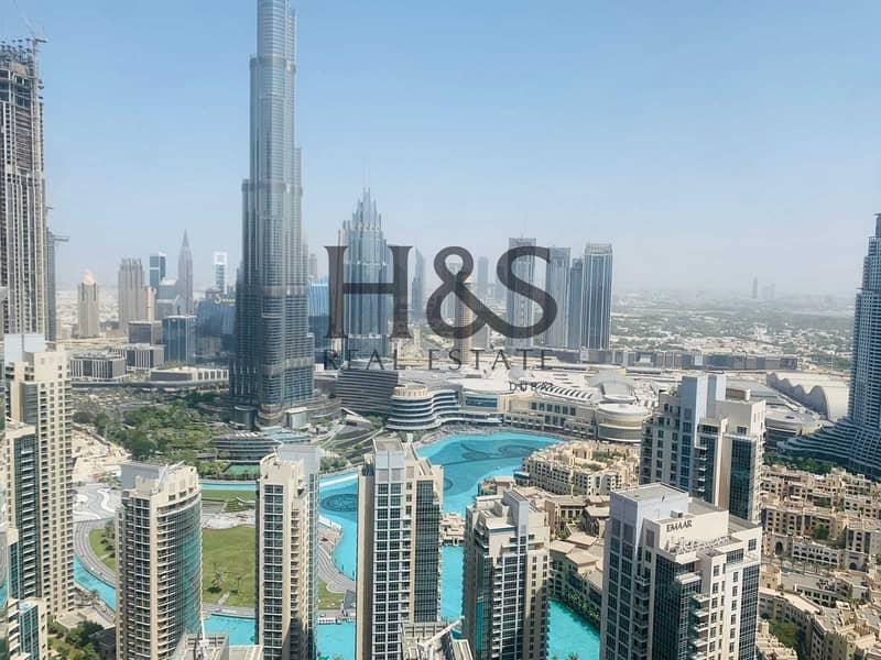 Luxury Living   Serviced Apt   Burj Khalifa & Fountain Views