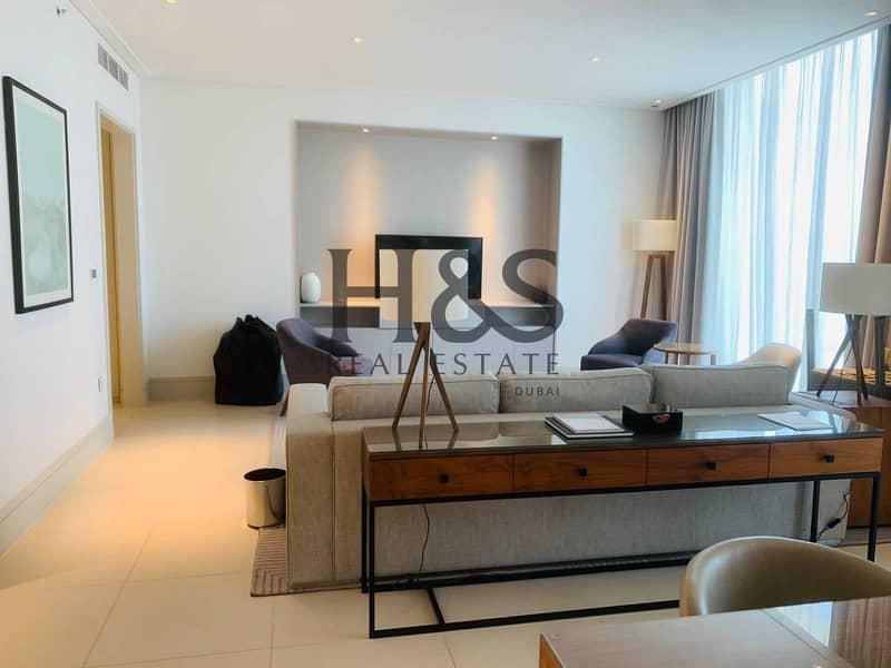2 Luxury Living   Serviced Apt   Burj Khalifa & Fountain Views