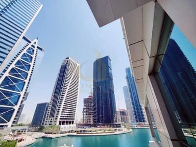 1 Bedroom Flat for Sale in Jumeirah Lake Towers (JLT), Dubai - 1BR for sale Al Shera Tower JLT | Lake views