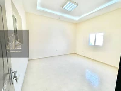 1 Bedroom Apartment for Rent in Al Nahyan, Abu Dhabi - Private entrance brand new 1 bedroom hall in al Nahyan