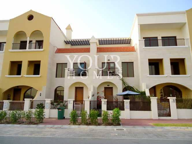 UK   Vacant G+2   3Bed+Basement Townhouse