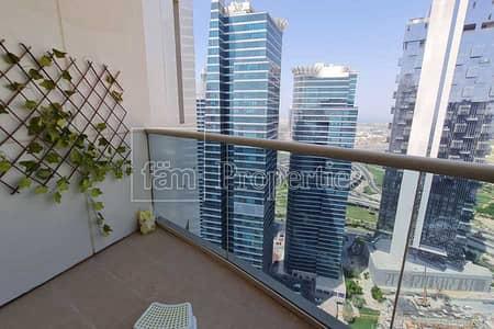 شقة 2 غرفة نوم للبيع في أبراج بحيرات الجميرا، دبي - 2 Bed   High Floor   Rented   Lakeshore