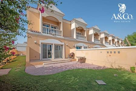 تاون هاوس 2 غرفة نوم للبيع في مثلث قرية الجميرا (JVT)، دبي - Extended |3 Bed Townhouse | Corner  Unit