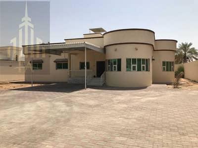 5 Bedroom Villa for Rent in Al Jurf, Ajman - GROUND FLOOR  BRAND NEW VILLA 5 MASTER SIZE BEDROOMS WITH MAJLIS HALL IN AL JURF AJMAN FOR RENT AED 75,000/-YEARLY