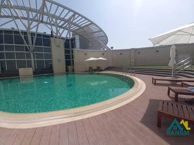 فلیٹ 1 غرفة نوم للايجار في منطقة الكورنيش، أبوظبي - Flaxible  Payments ! Brand 1BR+ Parking + Gym + Pool