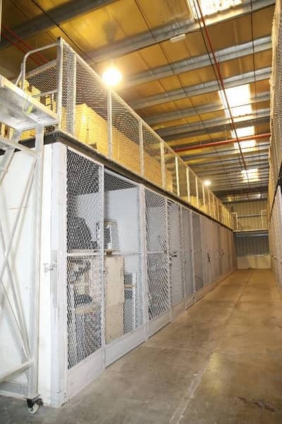 Warehouse for Rent in Industrial Area, Sharjah - Self Storage Warehouses available for rent in Industrial area 2, Sharjah.