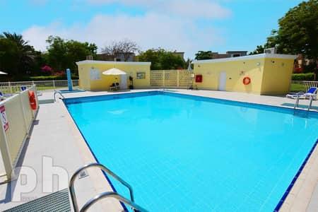 فیلا 3 غرف نوم للبيع في الينابيع، دبي - Type 2M | Single Row | Beside Pool & Park