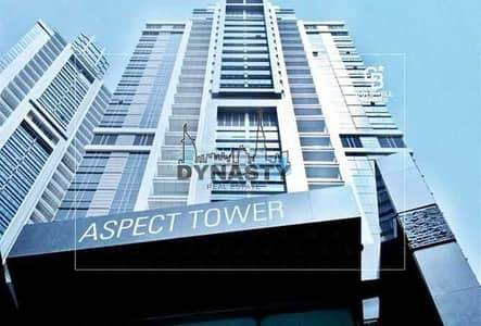 Office for Rent in Business Bay, Dubai - 4 Parking Spaces   Fitted Office   High Floor
