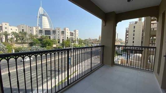 فلیٹ 3 غرف نوم للبيع في أم سقیم، دبي - BURJ AL ARAB VIEW| SPACIOUS |BIG BALCONY|