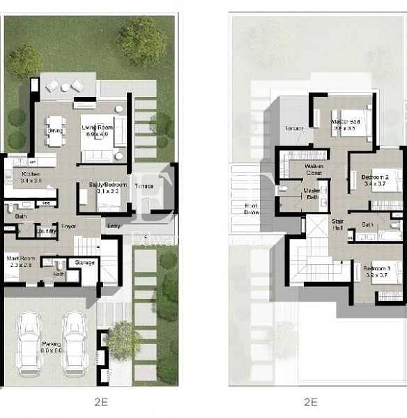 11 Vacant | Biggest Plot |  Brand New  | Maple 2 DH
