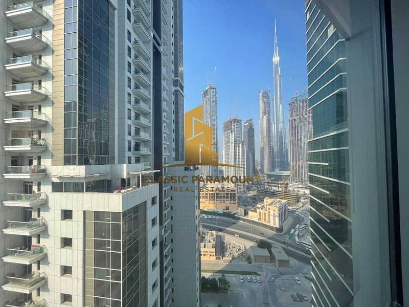 2 FITTED OFFICE | BURJ KHALIFA VIEW