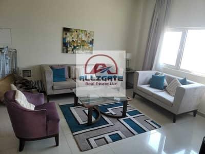 شقة 1 غرفة نوم للايجار في داون تاون جبل علي، دبي - Near to metro / Fully Furnished 1-Bedroom