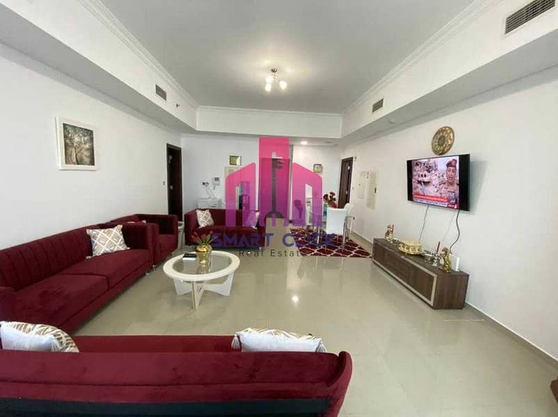 own this wonderful apartment at an attractive price with a sea view