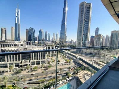 Facing the Burj   Large Balcony   Ensuite Bedrooms