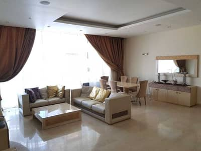 3 Bedroom Flat for Rent in Palm Jumeirah, Dubai - fully furnished