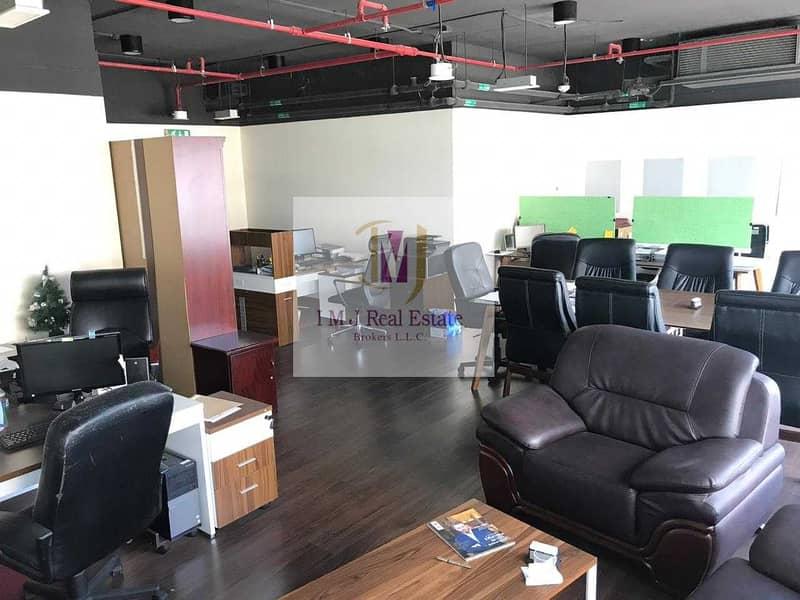 2 Modern Office in JLT   Fortune Tower