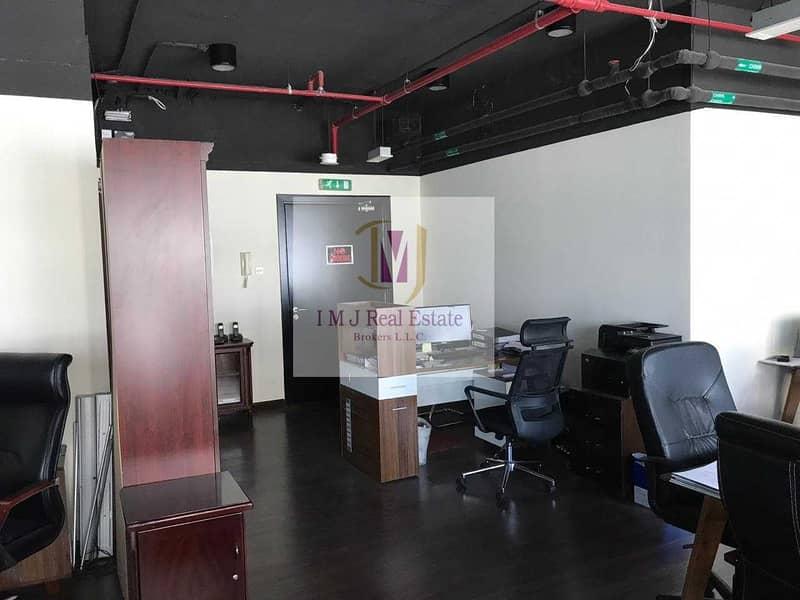 8 Modern Office in JLT   Fortune Tower