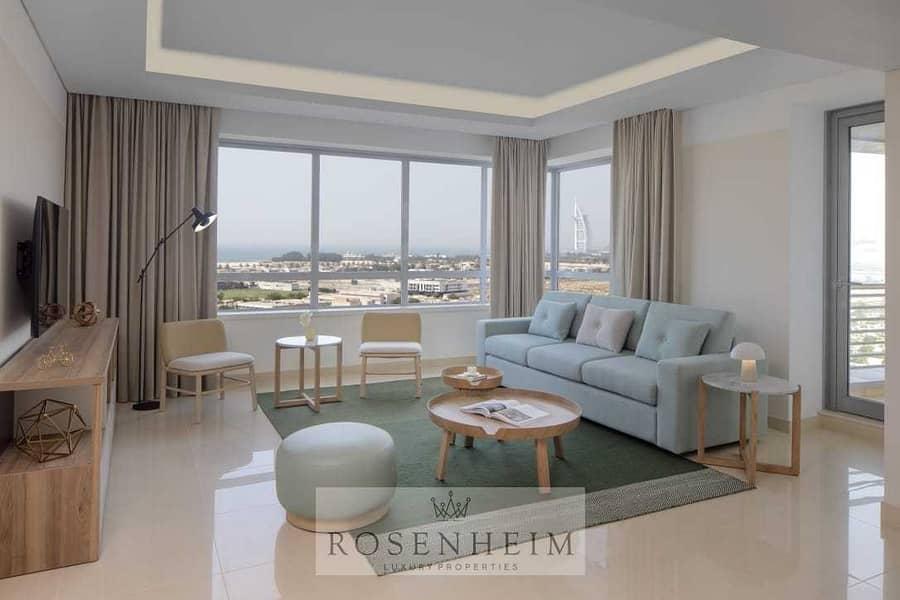 شقة في مدينة دبي للإنترنت 2 غرف 220000 درهم - 5403348