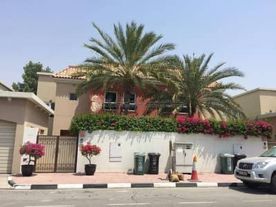 Beautiful 4BR Maid's Room Villa with Private Garden in Umm Suqeim 1