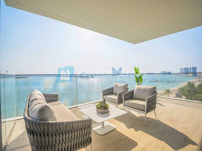 Panoramic Views   Fully Furnished   Half Floor PH