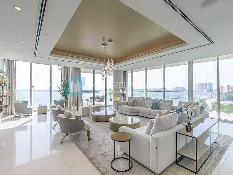 2 Panoramic Views   Fully Furnished   Half Floor PH